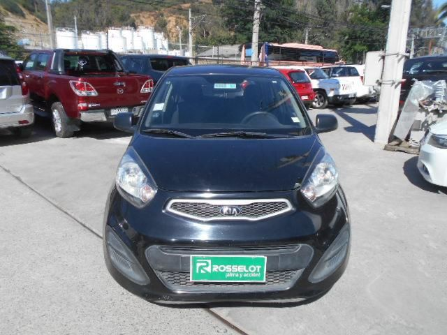 Autos Rosselot Kia Morning lx 1.0 mt dh - 1300 2013