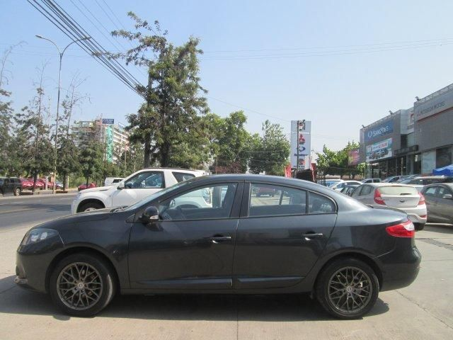 renault fluence authentic 2.0 mt