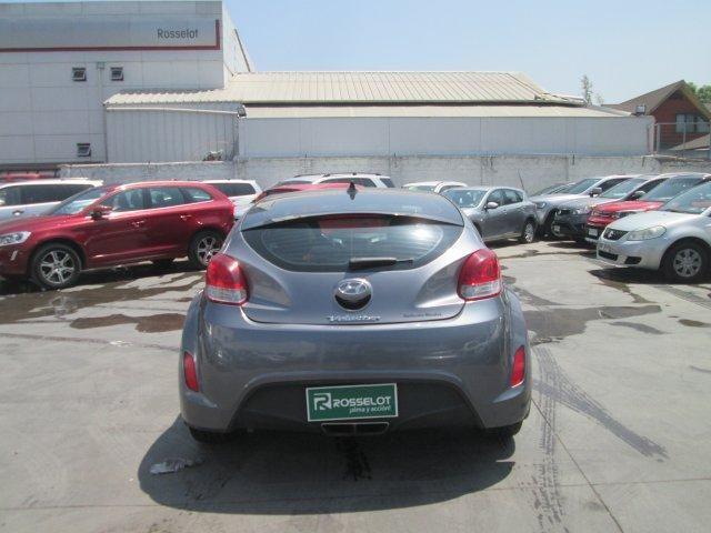 Autos Rosselot Hyundai Veloster gls 1.6 2013