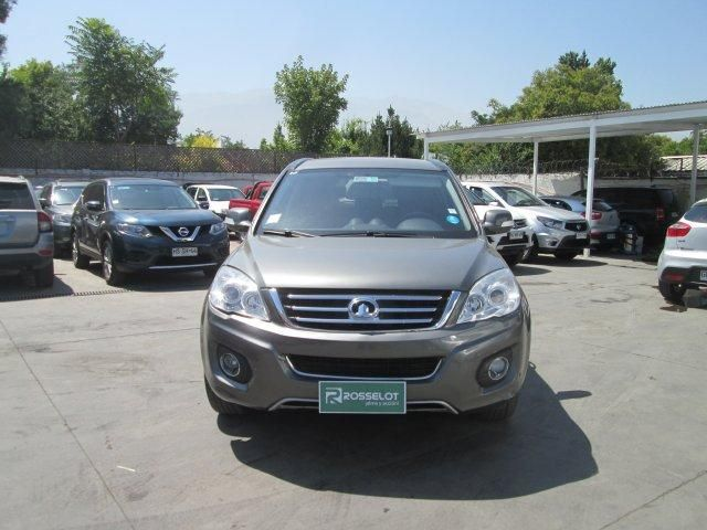Camionetas Rosselot Great wall Haval h6 2.0 cle 4x2 2015