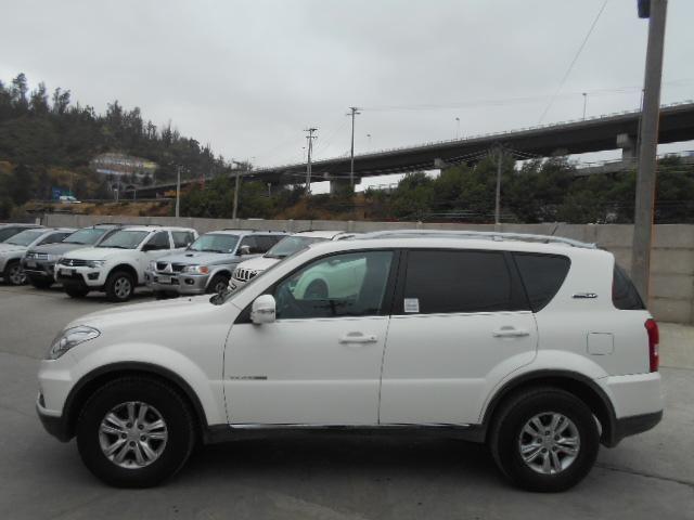Camionetas Rosselot Ssangyong Rexton w 4x2 mt - wxc301  2016
