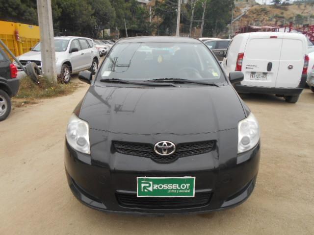 Autos Rosselot Toyota Auris lei 1.6 2008