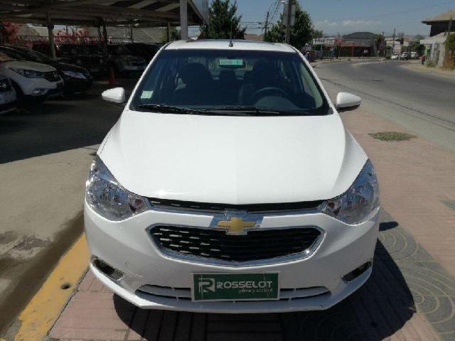 Autos Rosselot Chevrolet Sail lt 1.5 2017