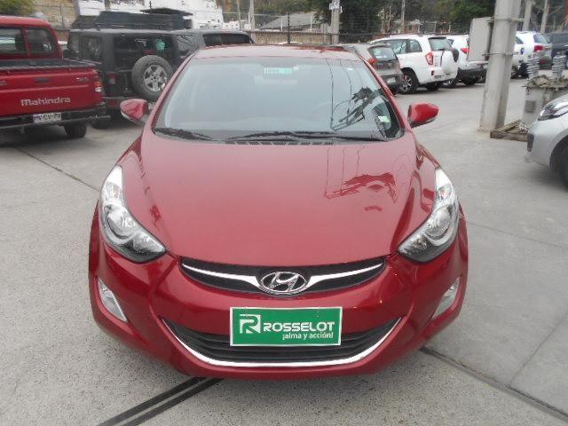 Autos Rosselot Hyundai Elantra 1.6 gls at 2012
