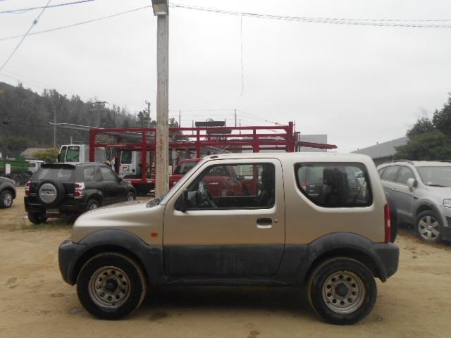 Camionetas Rosselot Suzuki Jimmy 3 ptas 1.3 2010