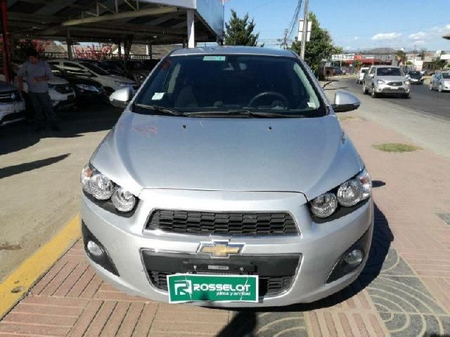 chevrolet sonic sedan 1.6 lt full ab abs ll