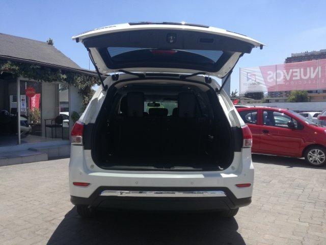 nissan pathfinder advance 3.5 aut 4x2 cuero techo