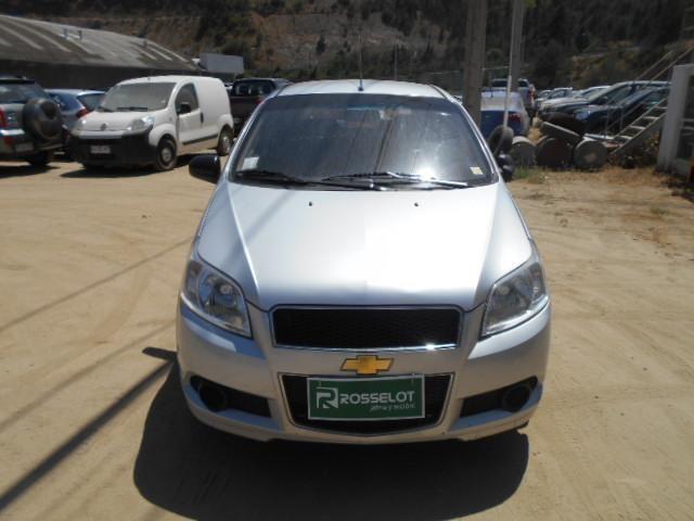 Autos Rosselot Chevrolet Aveo ii ls 1.4 2011