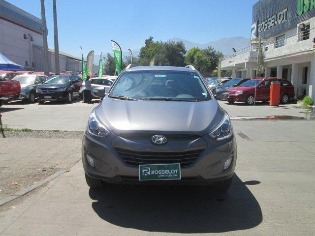 Autos Rosselot Hyundai New tucson gl 2.0 2015