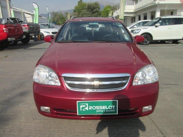 Autos Rosselot Chevrolet Optra ii ls 1.6 2013