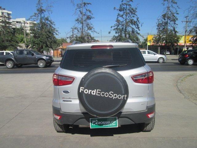 ford eco sport titanium 2.0 aut