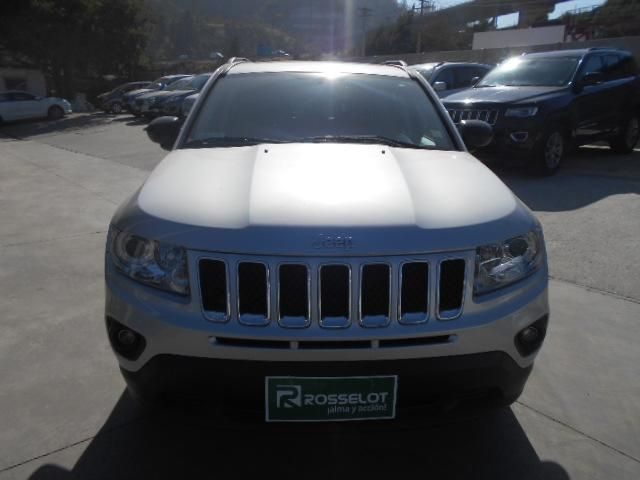 jeep compass limited at 2.4 4x4