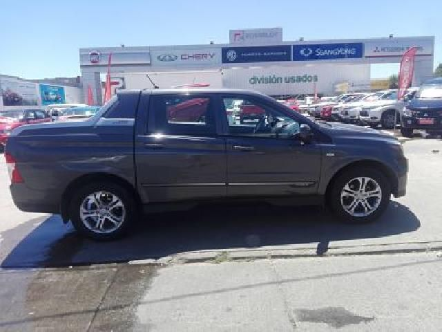 ssangyong actyon sport 4x2 2.0 at