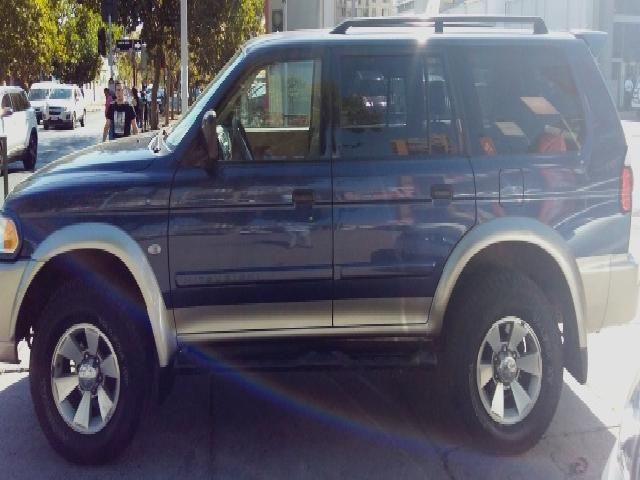 Camionetas Rosselot Mitsubishi Montero sport 3.0 mec bec 2007