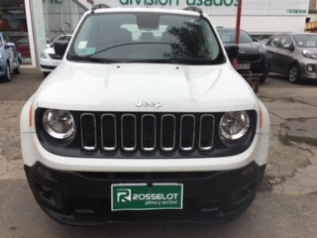 Autos Rosselot Chrysler Renegade sport lx 4x2  mt 1.8  2016