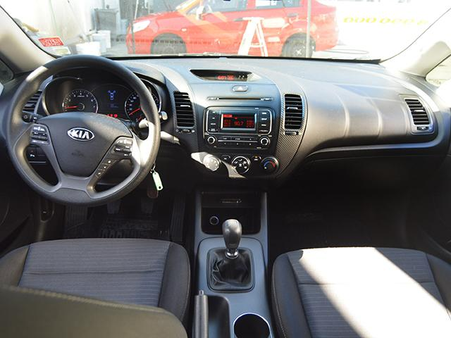 kia motors cerato new