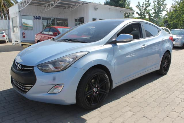 Autos Kovacs Hyundai Elantra 1.8 2013