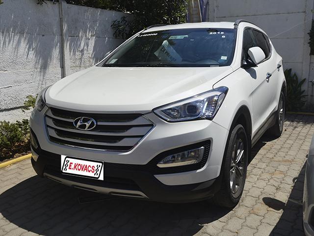 Camionetas Kovacs Hyundai Santa-fe gls 2015