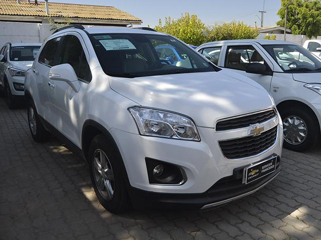 Camionetas Kovacs Chevrolet Tracker 1.8 lt 2014