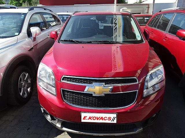 Camionetas Kovacs Chevrolet Orlando 2.4 2014