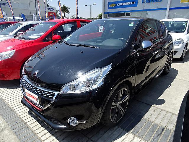 Autos Kovacs Peugeot 208 gti 1.6 thp 2016