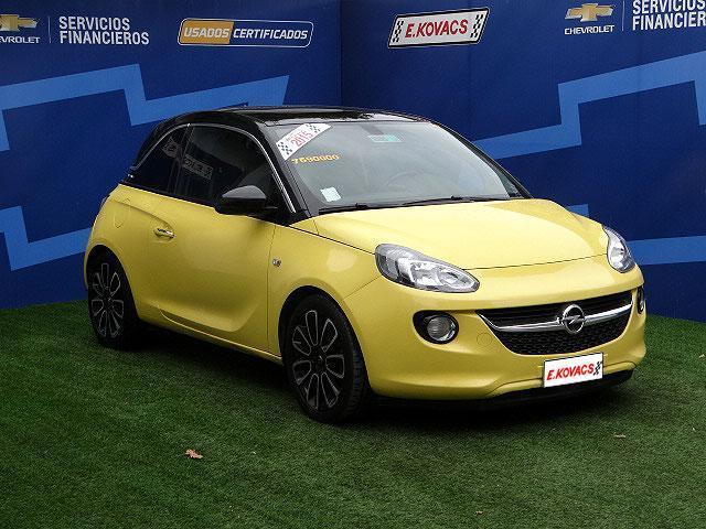 Autos Kovacs Opel Adam mec 2015
