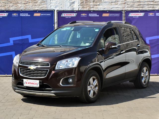 Camionetas Kovacs Chevrolet Tracker lt 2014
