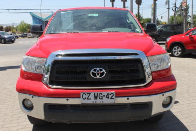 Camionetas Kovacs Toyota Tundra doble cabina 2011