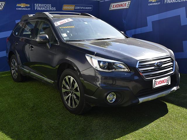 Camionetas Kovacs Subaru Outback ltd 2017