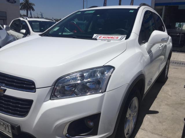 Camionetas Kovacs Chevrolet Tracker 1.8 fwd e5 lt mt 2015