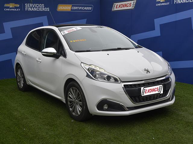Autos Kovacs Peugeot 208 allure 2016