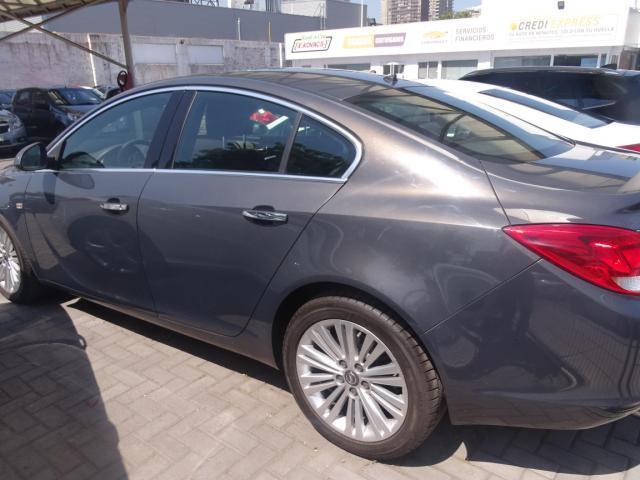 Autos Kovacs Opel Insignia 2.0 2014