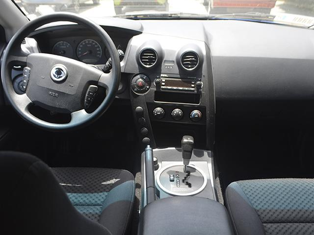 ssangyong actyon 2.0