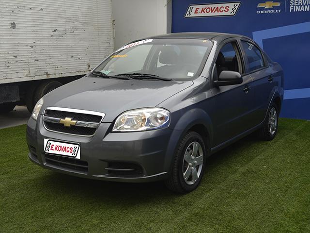 Autos Kovacs Chevrolet Aveo ls 2014