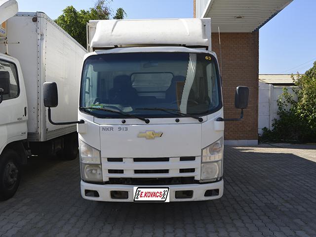 Camiones Kovacs Chevrolet Nkr 613 2010