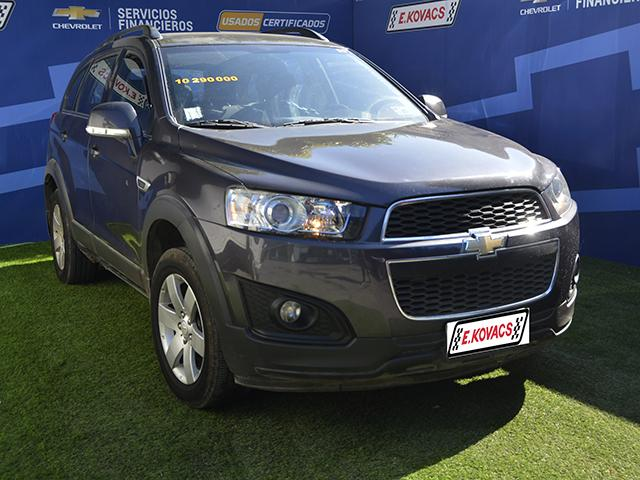 chevrolet captiva ls