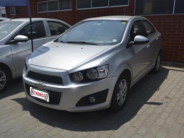 Autos Kovacs Chevrolet Sonic lt 2012