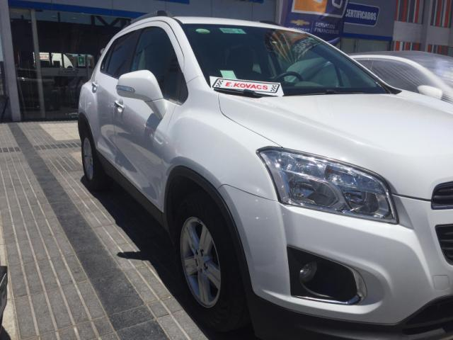 chevrolet tracker 1.8 fwd e5 lt mt