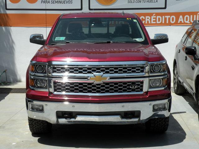 Camionetas Kovacs Chevrolet Silverado ltz 2015