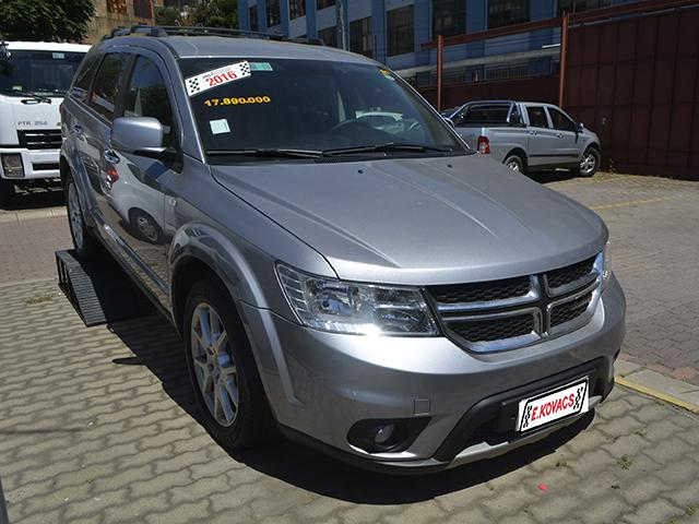 Autos Kovacs Dodge Journey r t 2016