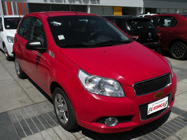 Autos Kovacs Chevrolet Aveo aveo 2016