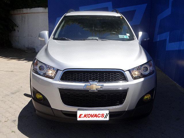 Camionetas Kovacs Chevrolet Captiva 2.4 2013
