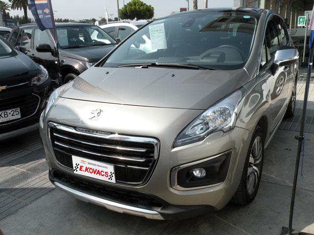Autos Kovacs Peugeot 3008 hdi 1.6ã'⺠2016