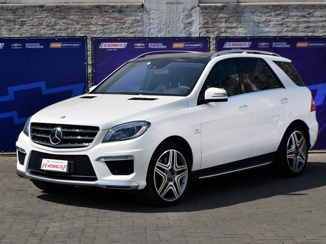 Autos Kovacs Mercedes benz Ml-63 amg v8 biturbo 2016