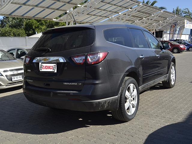 chevrolet traverse lt 3.6