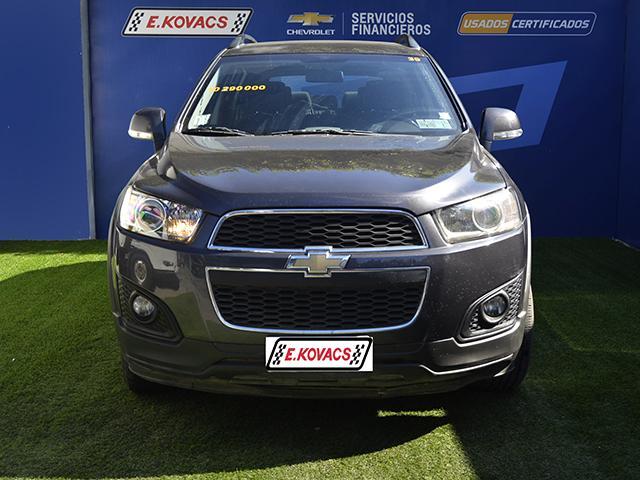 Camionetas Kovacs Chevrolet Captiva ls 2013