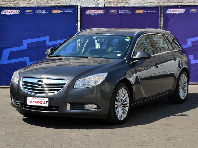 Autos Kovacs Opel Insignia turbo 2013