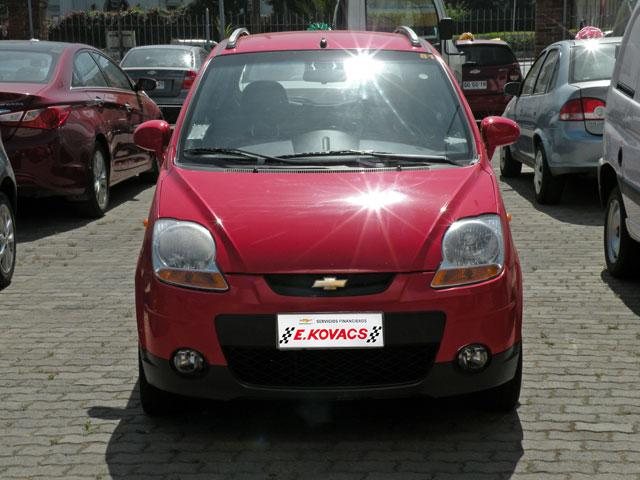 Autos Kovacs Chevrolet Spark 2013