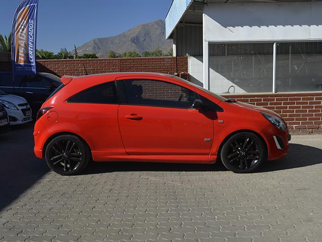 Autos Kovacs Opel Corsa opc 2013