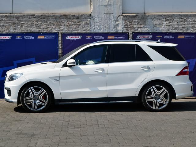 mercedes benz ml-63 amg v8 biturbo